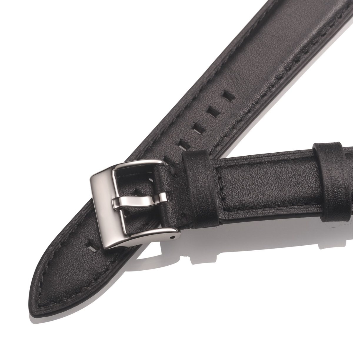Black | Cordovan Watch Straps Quick Release