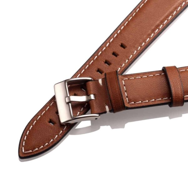 Brown | Cordovan Watch Straps Quick Release