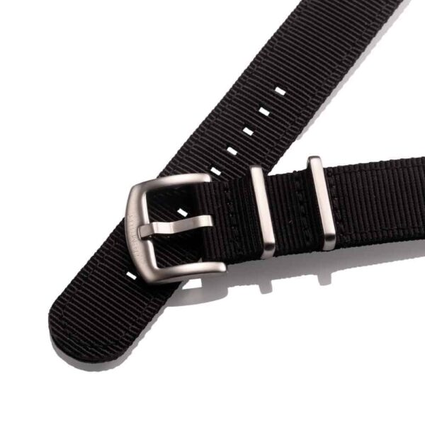 Black | Nylon Watch Band