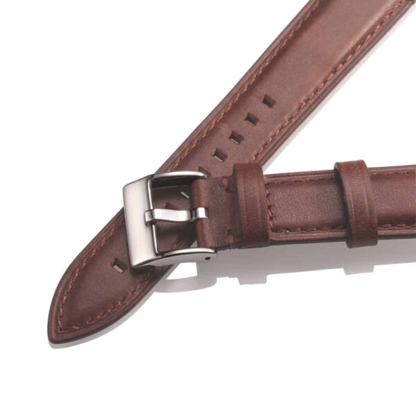 Coffee | Cordovan Watch Straps Quick Release