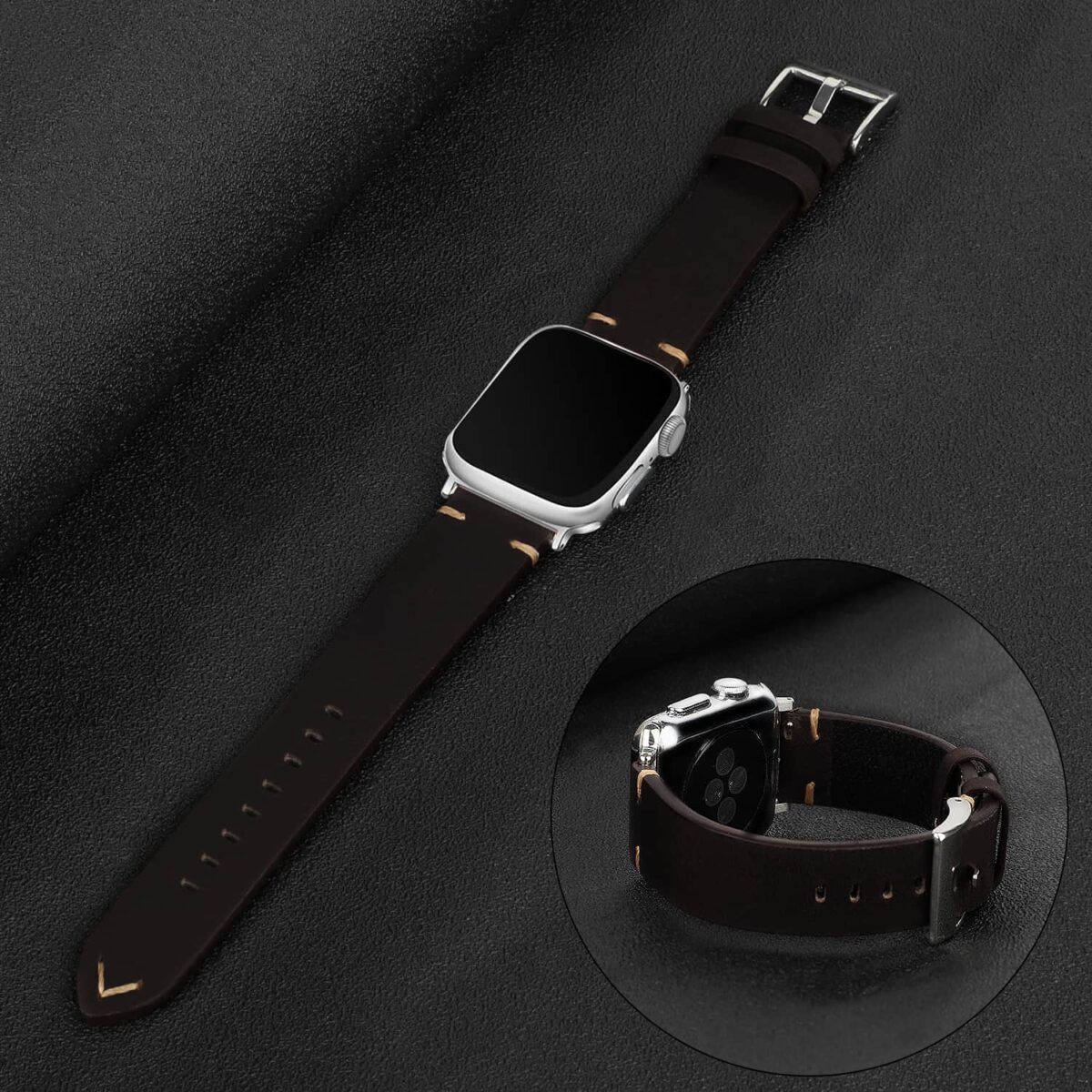 Magic Brown | Apple Watch Bands for Series 1,2,3,4,5