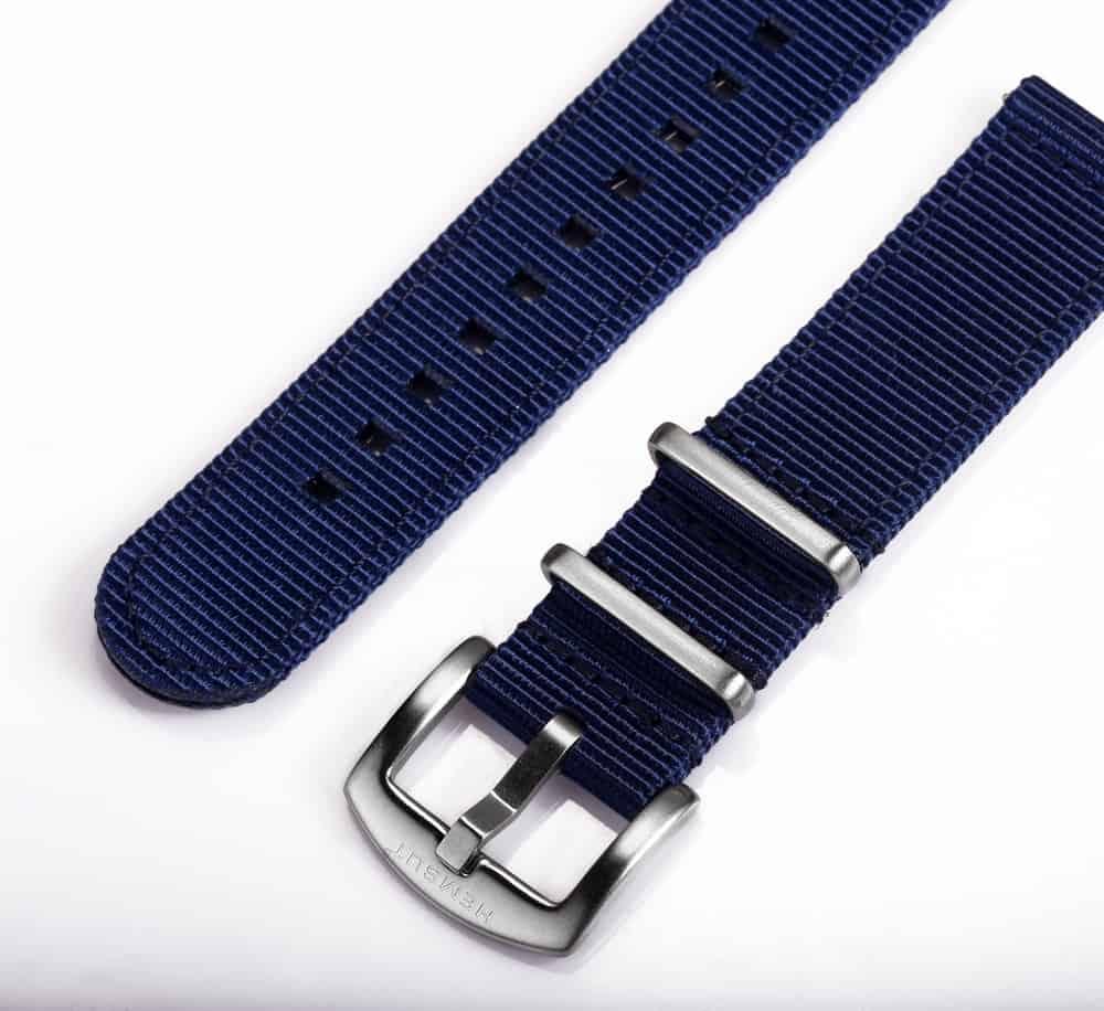 Blue | Nylon Watch Band