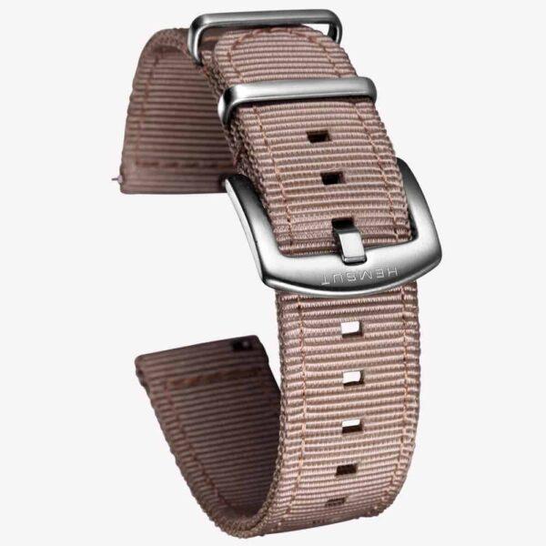 Khaki | Nylon Watch Band