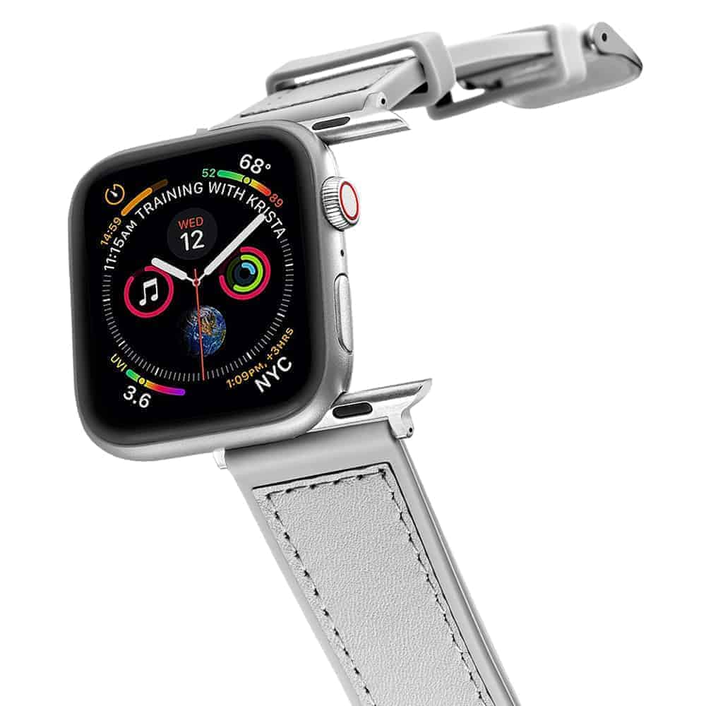 Apple Watch Bands | Silicone Watch Bands | Grey