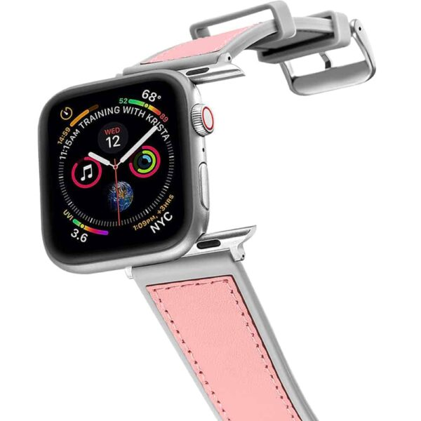 Apple Watch Bands | Silicone Watch Bands | Pink