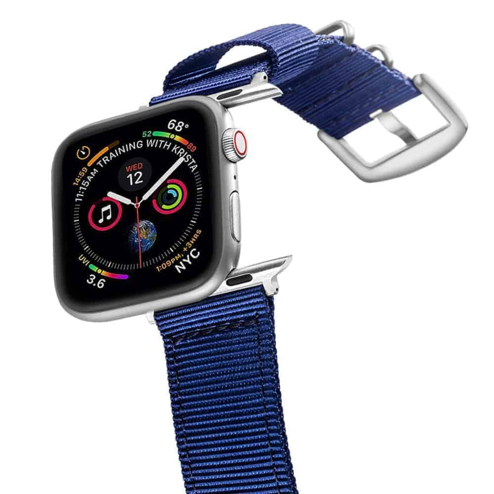 Apple Watch Bands | Nylon Straps | Blue