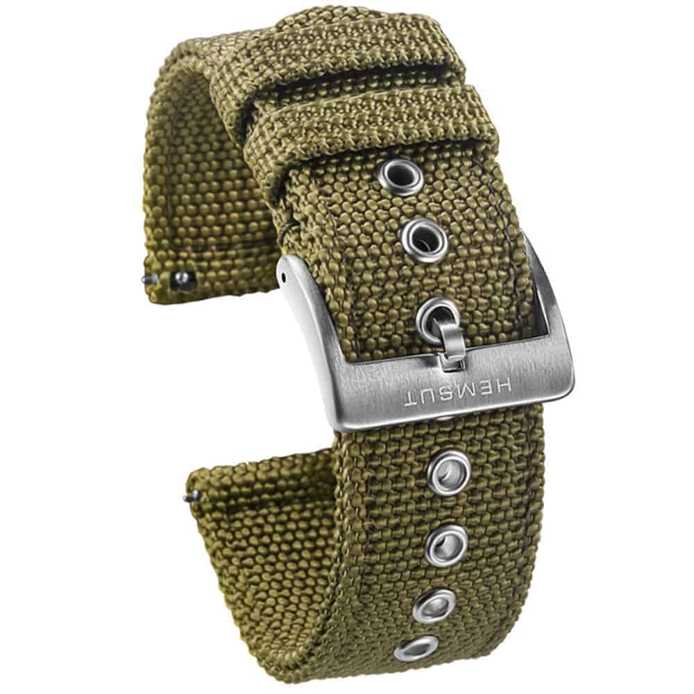 AMAZFIT BIP | Canvas Watch Band | Green