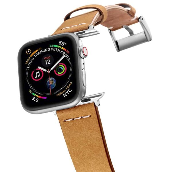 Apple Watch Bands | Genuine Leather Straps | GingerBread
