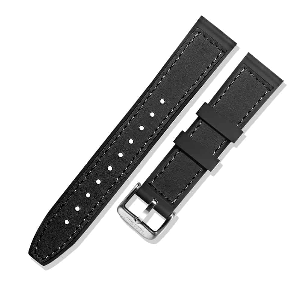 Apple Watch Bands | Silicone Watch Bands | Black
