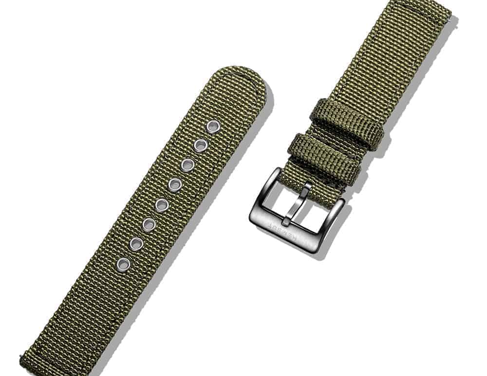 Samsung Galaxy Watch | Canvas Watch Band | Green