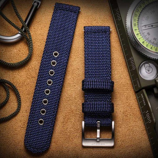 AMAZFIT BIP | Canvas Watch Band | Blue