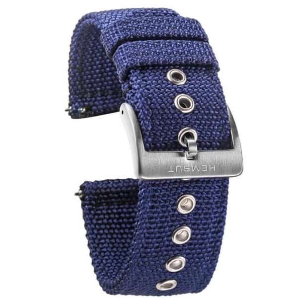 AMAZFIT BIP | Canvas Watch Band | Blue