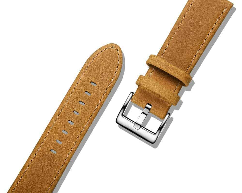AMAZFIT BIP | Genuine Leather Watch Bands | Brown