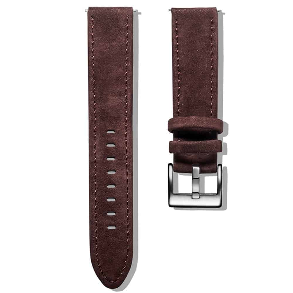 FOSSIL Sport | Genuine Leather Watch Bands | Saddle