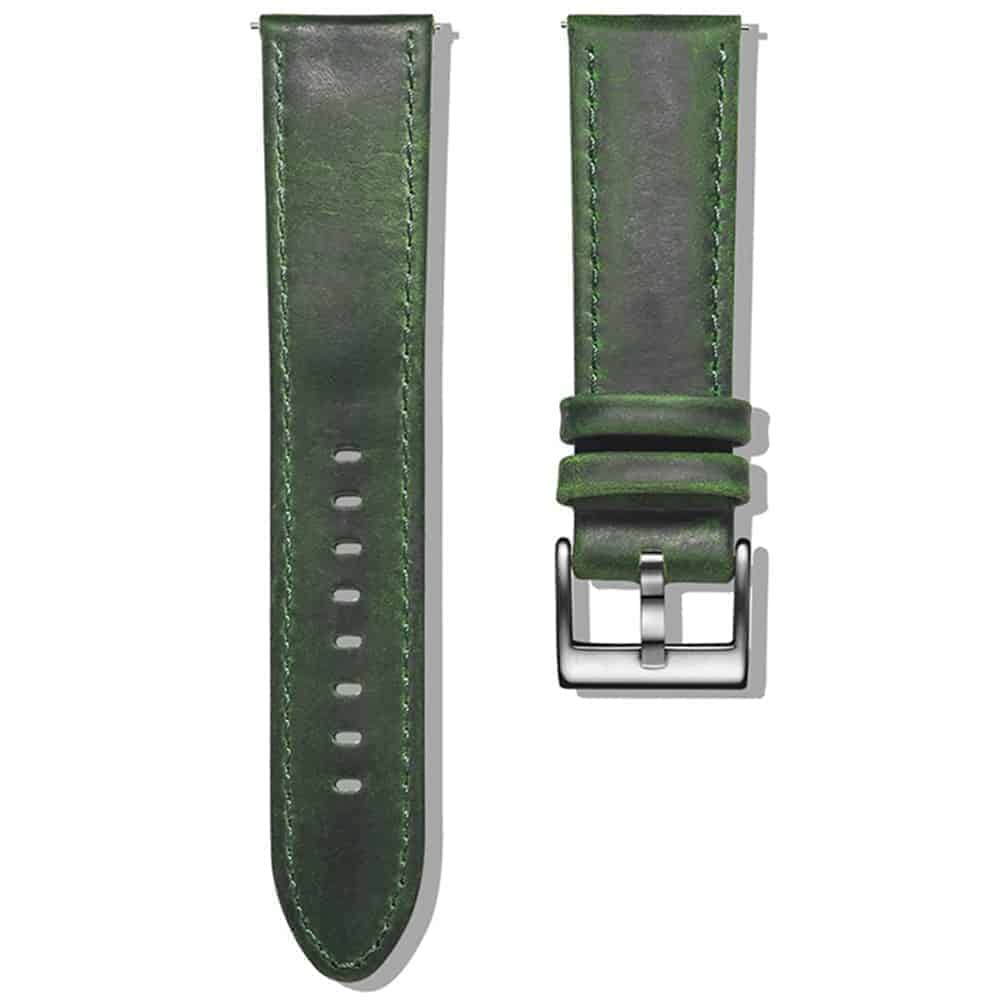 Apple Watch Bands | Genuine Leather Watch Bands | Green