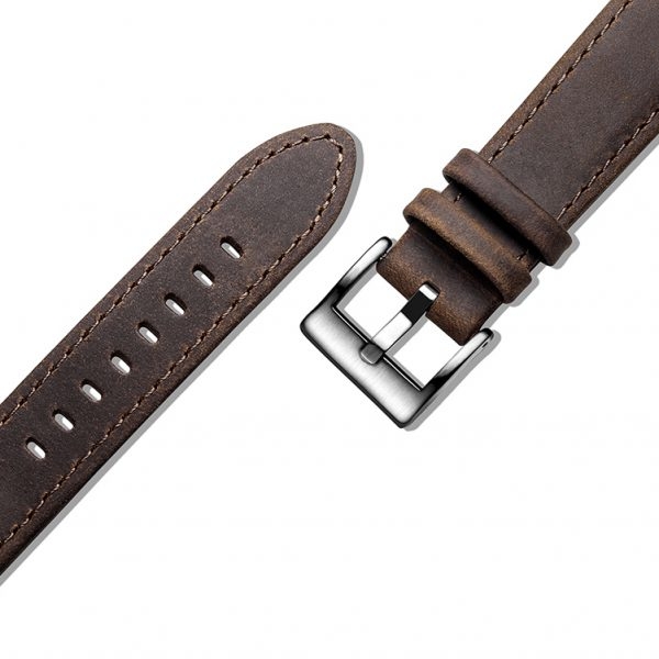 Saddle | Genuine Leather Watch Bands Quick Release