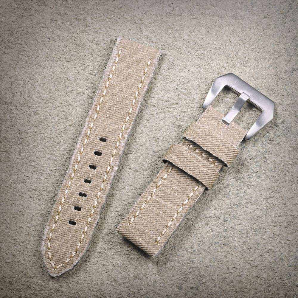 Canvas Watch Straps