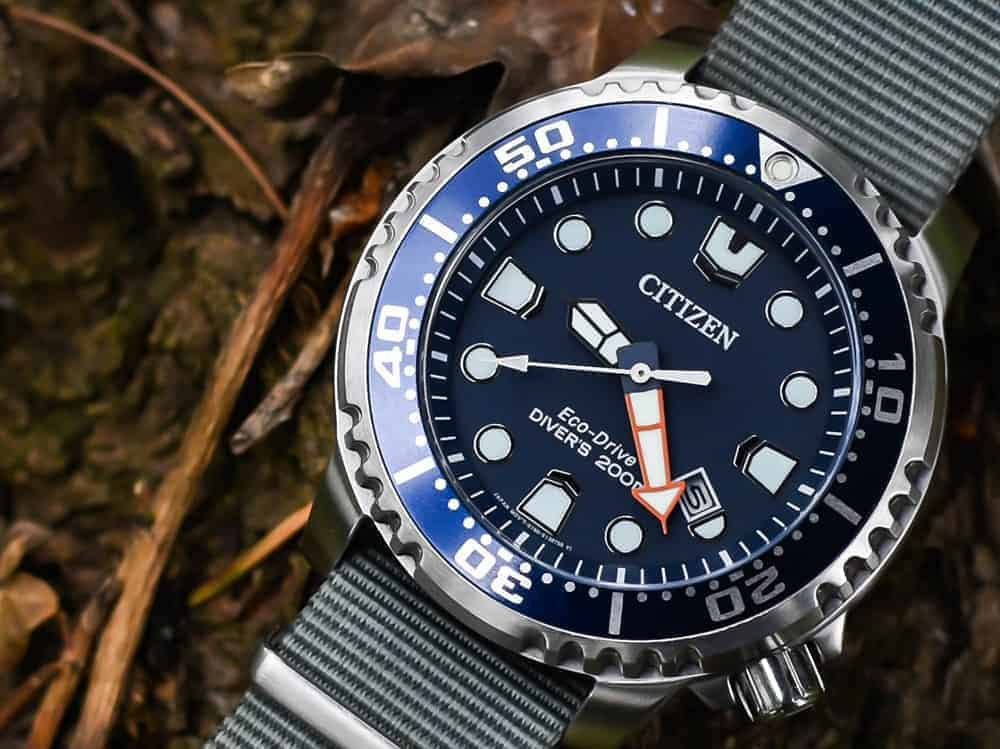 The Best Watch Bands for Citizen Eco-Drive Promaster Diver
