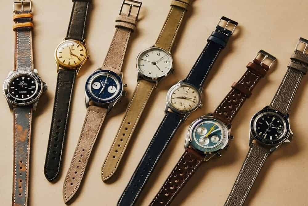 How long do leather watch band last?