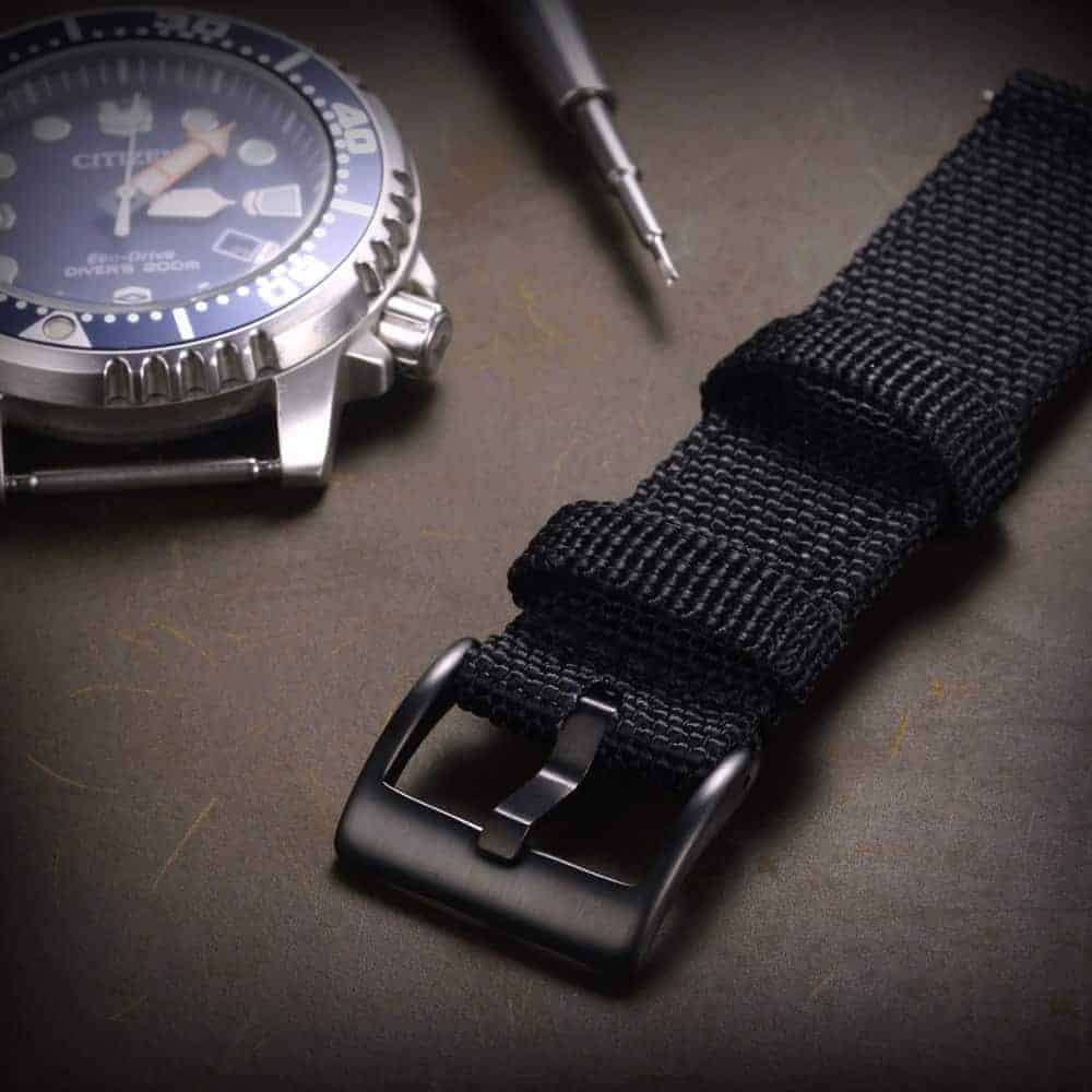 316L Stainless Steel Replaced Matte Watch Buckle