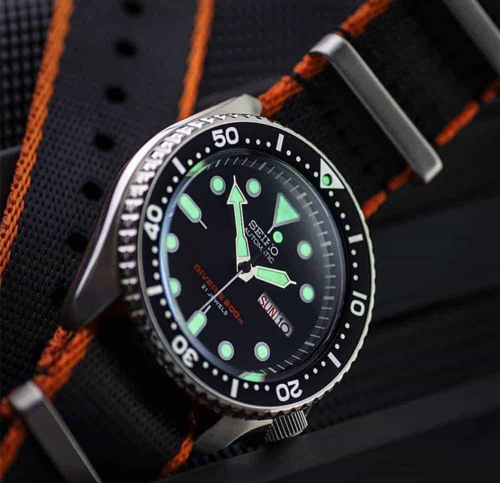 Nylon NATO Straps—A Groundbreaking New Fashion Replaced Watch Bands