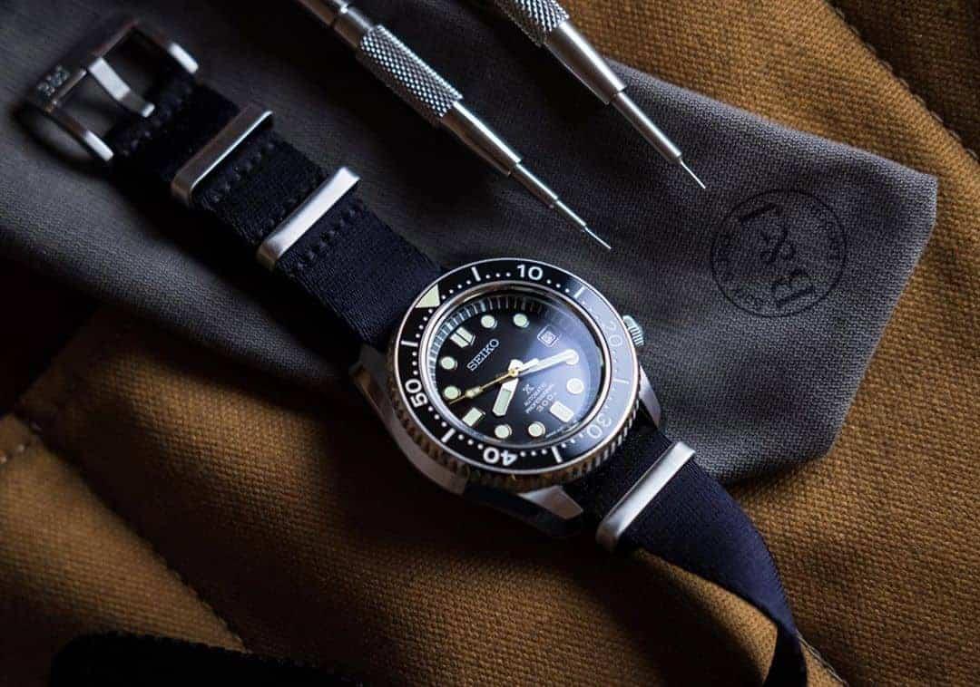OMEGA Seamaster Diver 300M America's Cup Chronograph and NATO Straps