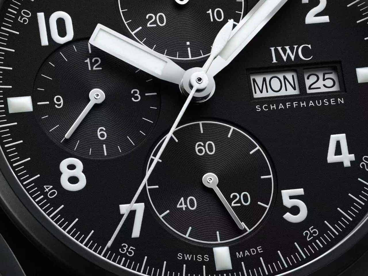 IWC Pilot's Watch Chronograph Edition Tribute to 3750