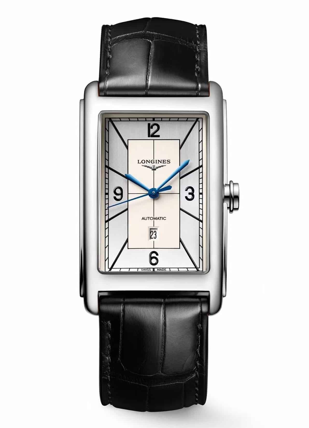 Longines Presents: New DolceVita Grande Trio with Sector Dial