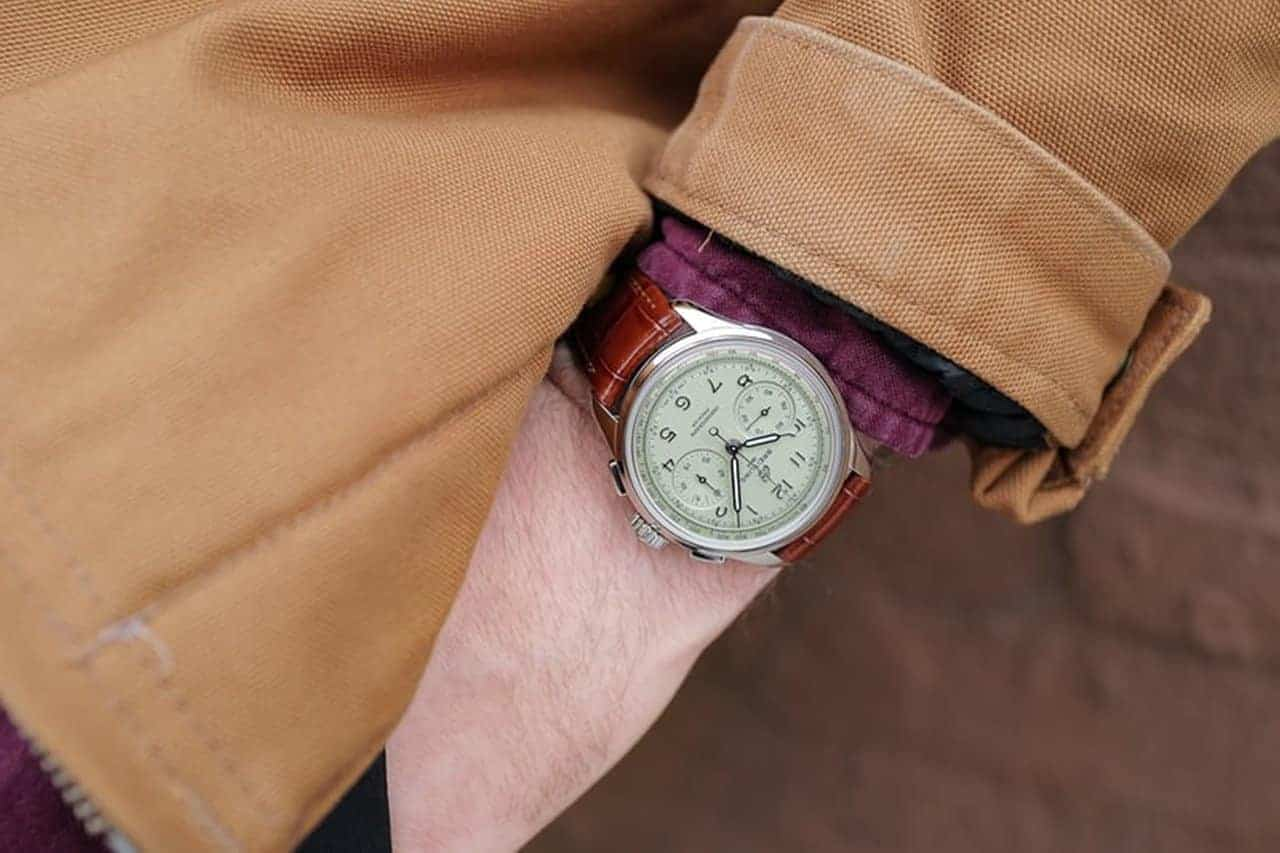 Breitling New Premier Heritage---Tribute to 1940s