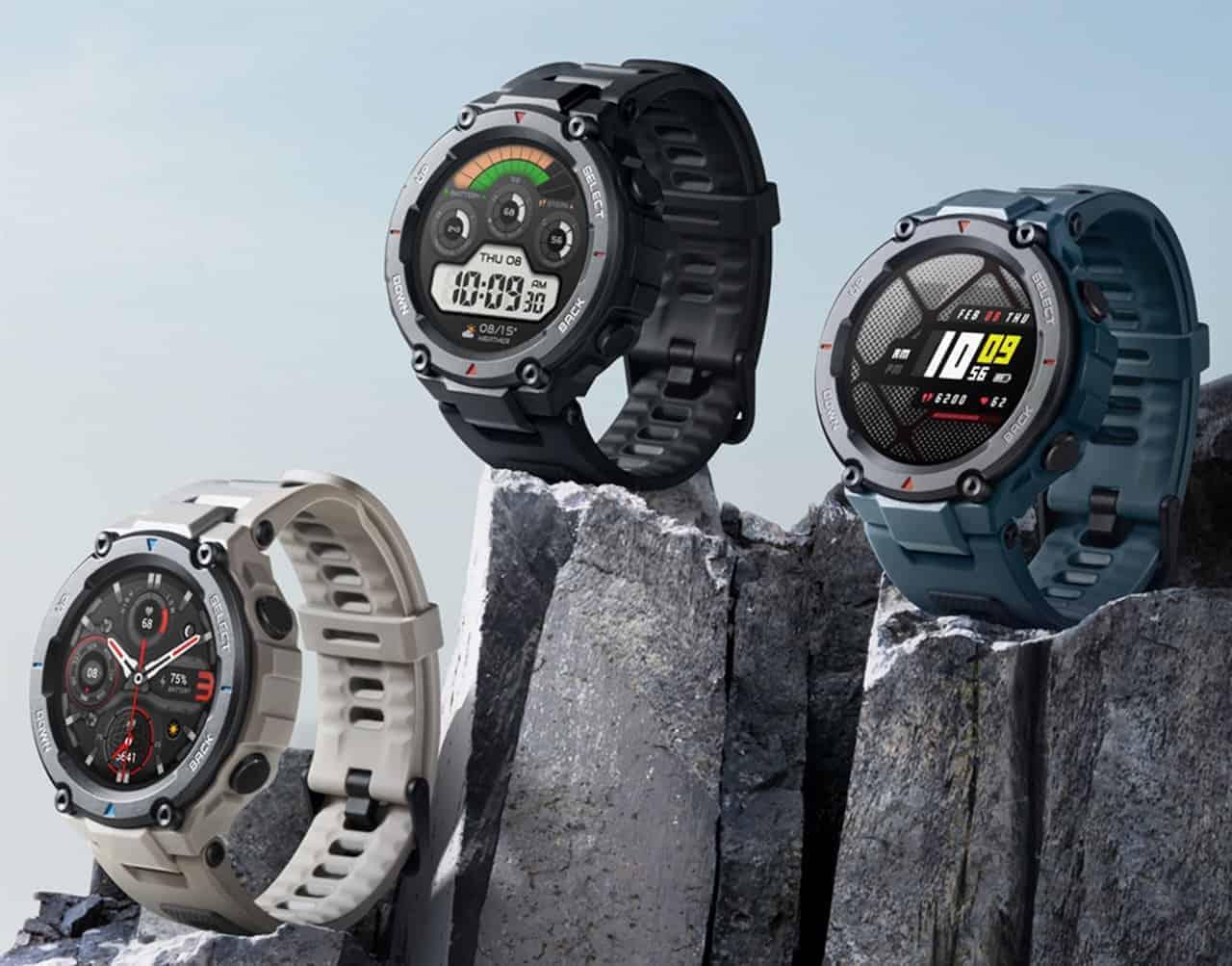 Amazfit T-Rex Pro---A Whole New Outdoor Smartwatch