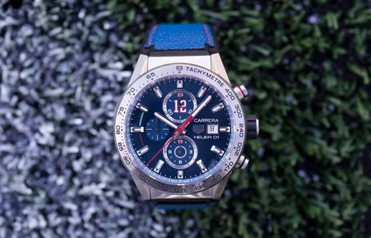 Tom Brady and His IWC Watch